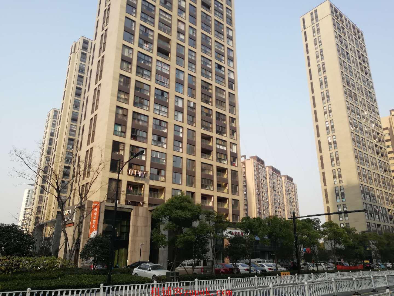 余杭临平南大街社区底商可餐饮招租