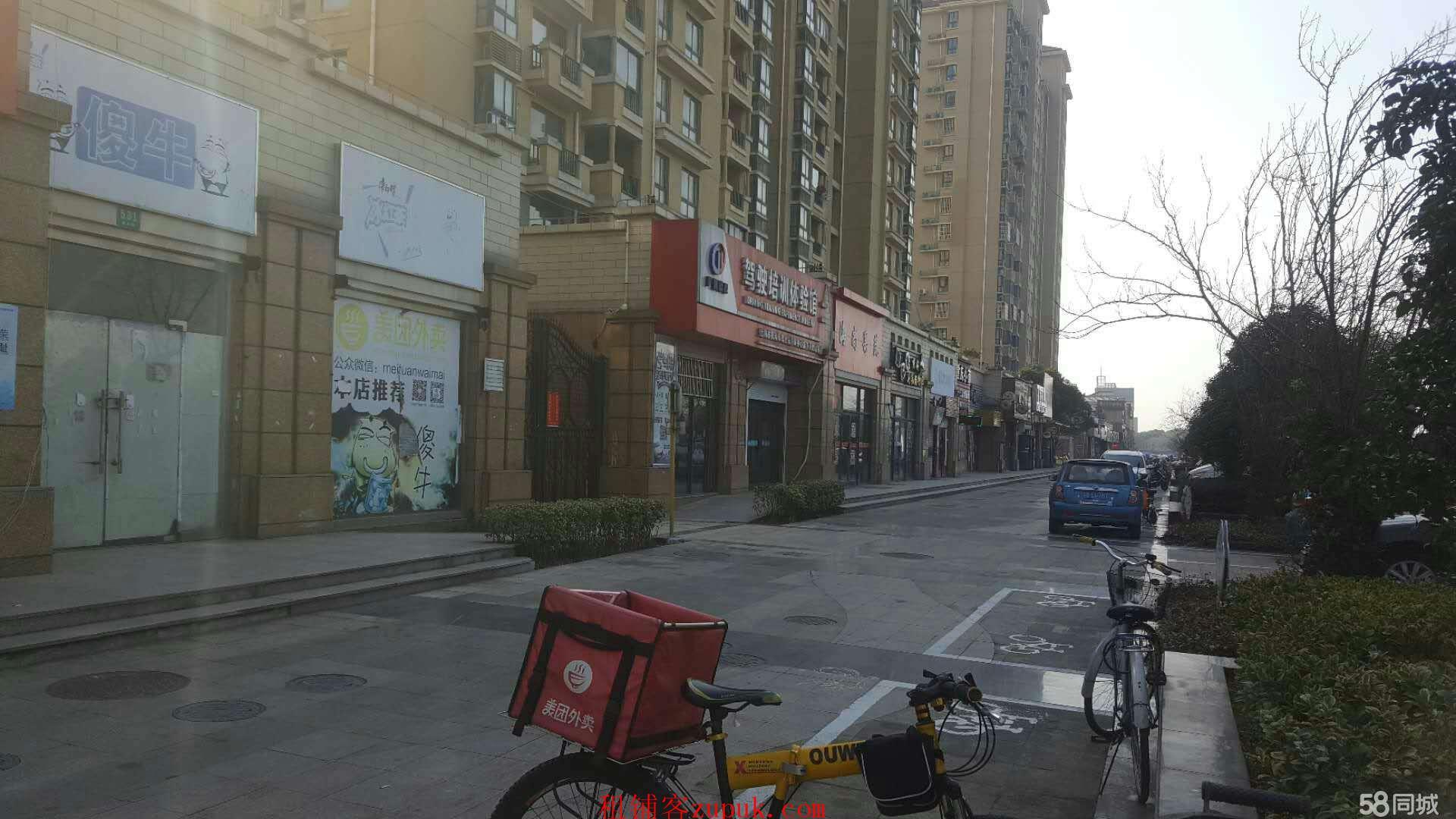 出租奉贤海湾旅游区商业街商铺