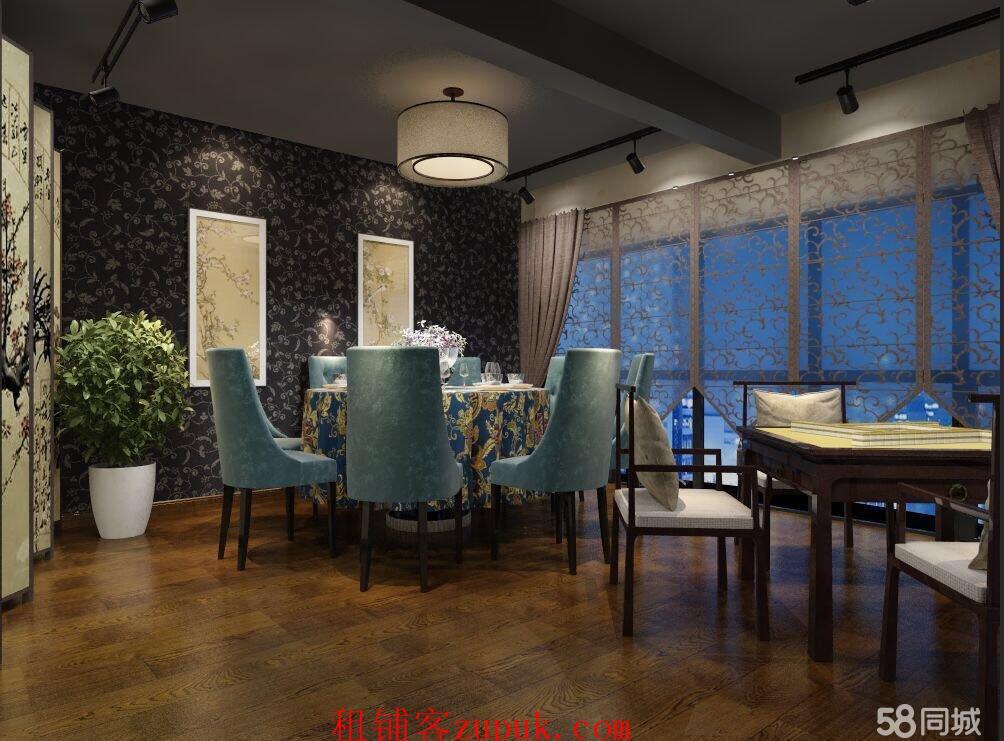 (转让) 滨湖全新精装修酒楼 90万装修 15忍痛万转让