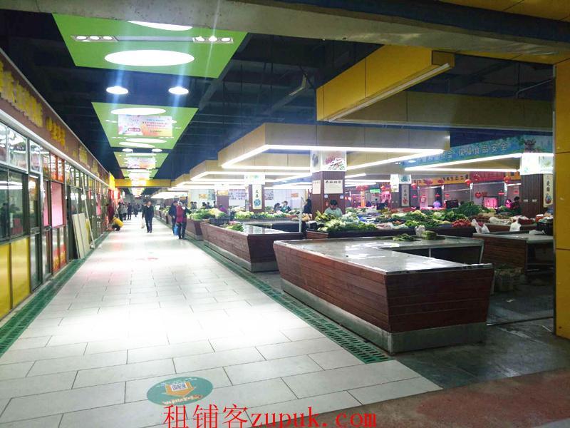 北市区和谐世纪超市门口铺面转让