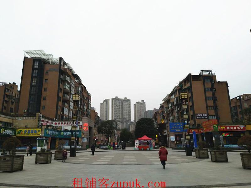 世纪城商业街70平临街旺铺转让