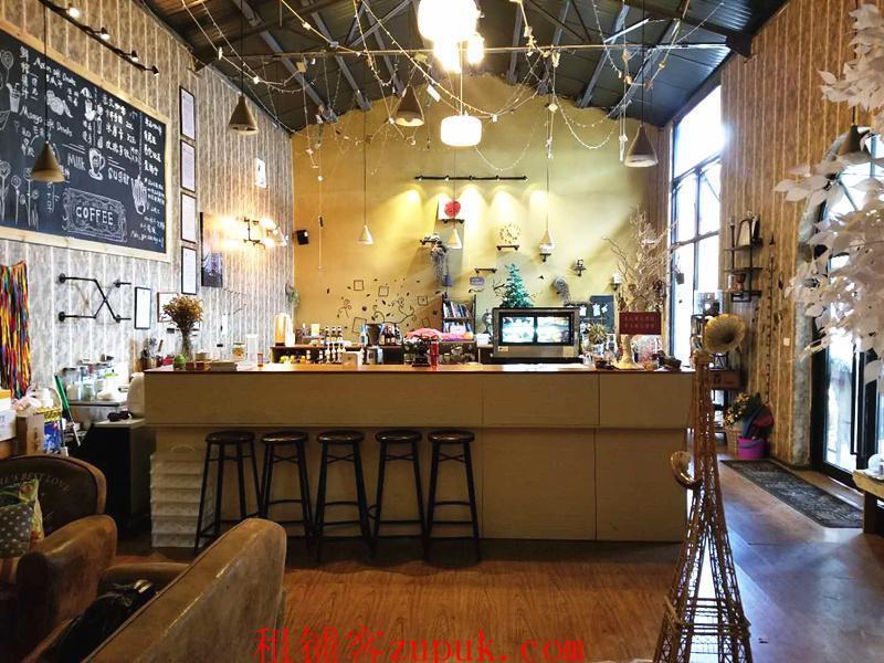 好地段咖啡馆诚心转可空转