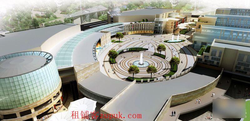 3万平综合体 招培训机构 免租期8个月 面积可分割