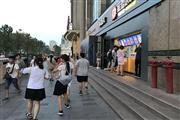 徐汇龙华沿街十字路口 开了5年的美食城 写字楼对面