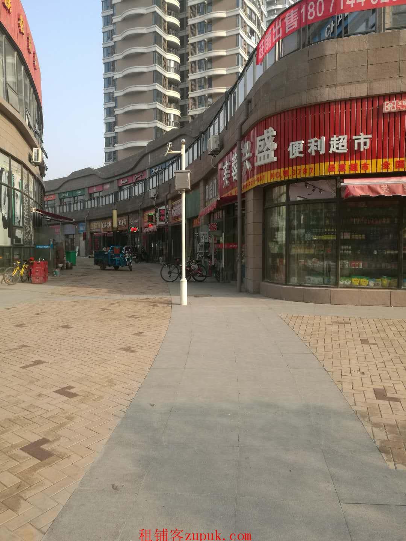 汉阳国博中心十字路口商业街店铺优转