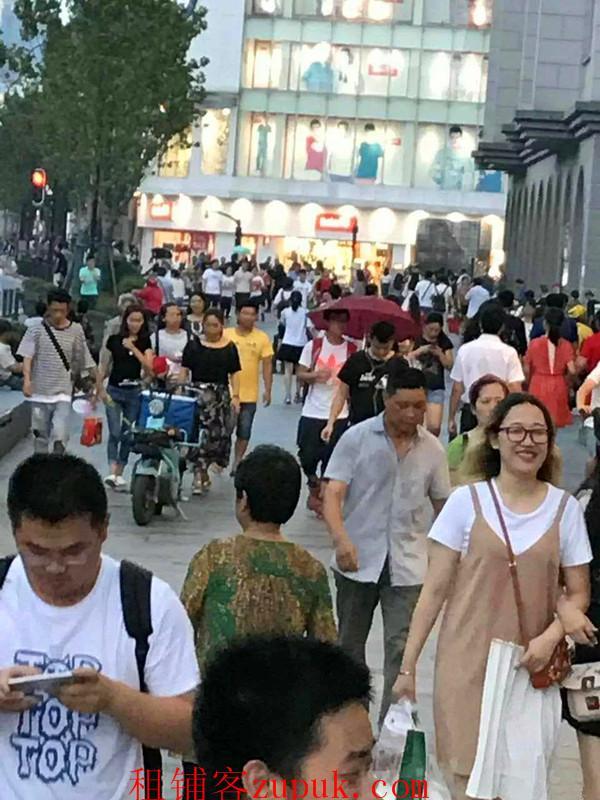 南京东路靠近外滩 和平饭店旁边 沿街1楼招各类小吃