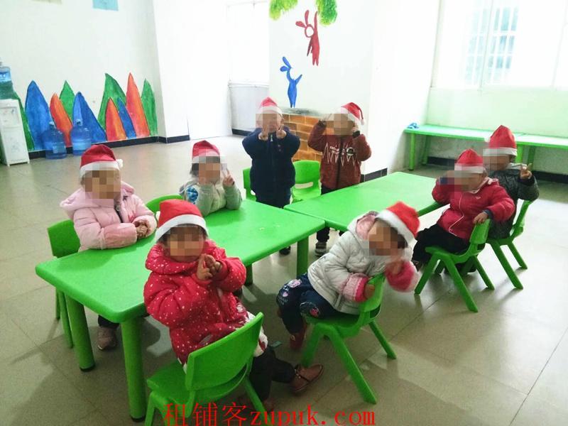 本学期新开幼儿园低价转让