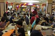 中式快餐 1公里5万白领唯一就餐区浦东外高桥商务区
