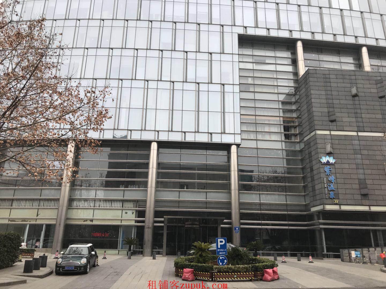 南京鼓楼翠峰大厦640平商铺出租