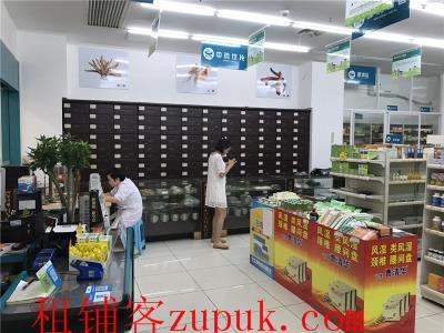 众多成熟小区旁大型商场110㎡药店低价转让(万家丽商圈)