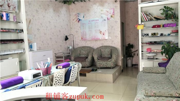锦江区 成熟商业圈 盈利美甲店因急事低价转了!