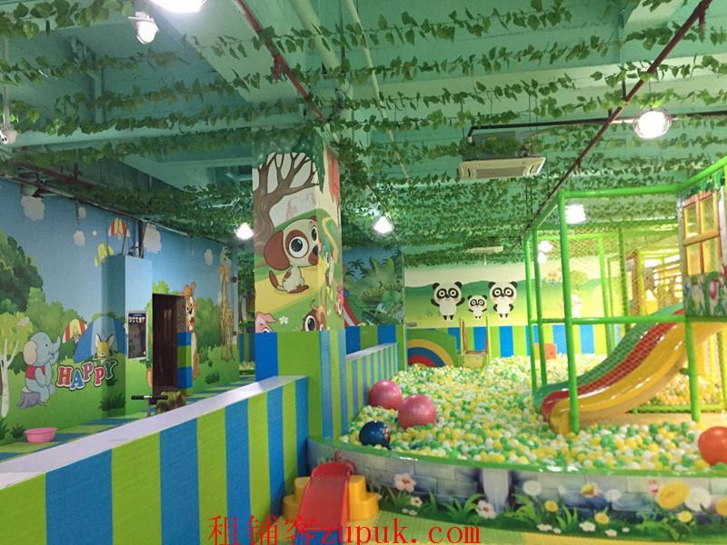 6万急转新添寨早教幼儿园游乐园