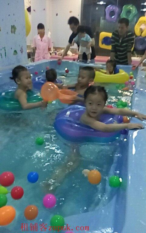 民治樟坑一区婴儿游泳馆游乐园 急转!!!