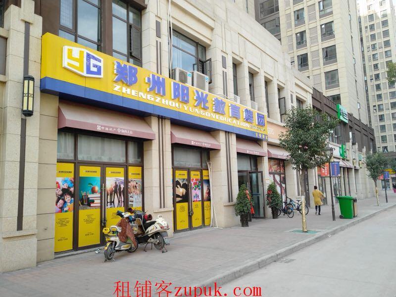 金水区文劳路临街商铺 有意者电联