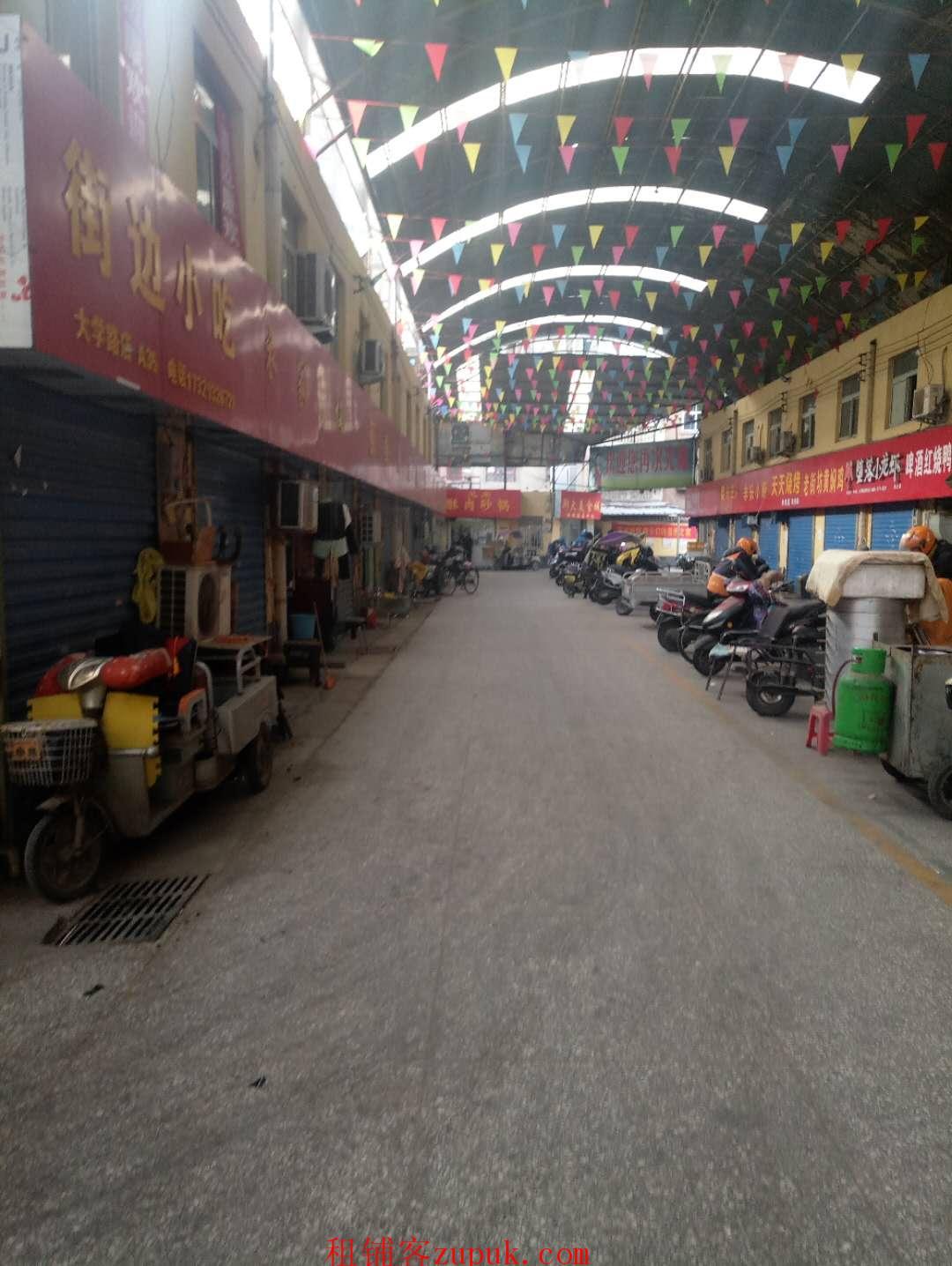 郑州大学市场南街外卖店带设备转租