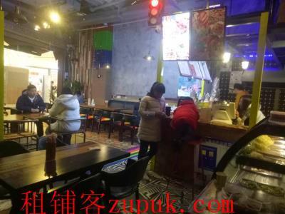 黄兴中路成熟商业街80㎡餐饮店整体优价转让(整转)