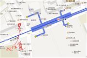 三里庵淠河路与长江西路门面