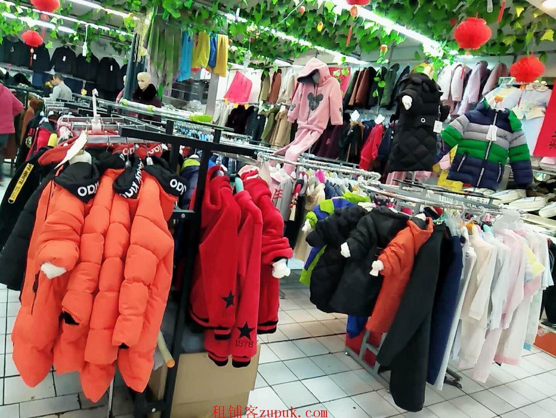 急转)重客隆超市 盈利服装 可空转SDS