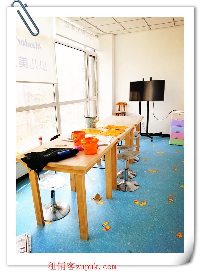 转让两层培训机构适合美术类或学科类办公