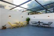 淮海中路豪华装修60平米双房带卫生间以及庭院