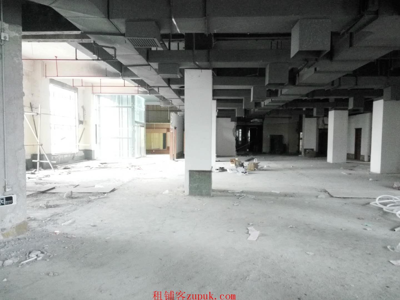 番禺市桥地铁口2千方写字楼 可灵活租用