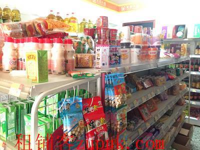 成熟小区60㎡双门头加盟超市转让,租金便宜