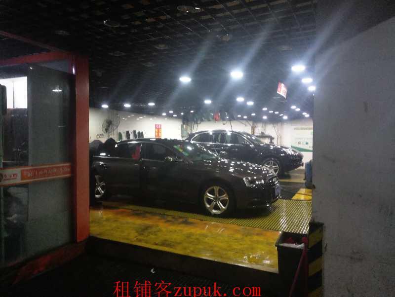 带500多个会员,专业洗车 汽车美容店急转