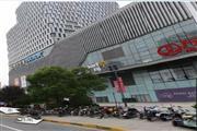 长寿路武宁路地铁口商场一楼综合体餐饮店铺出租