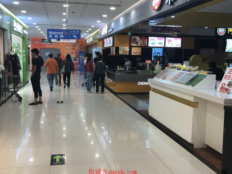 东江湾路虹口足球场餐饮旺铺,外卖堂吃爆满,执照齐全