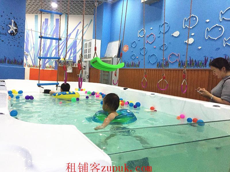 母婴游泳馆优转