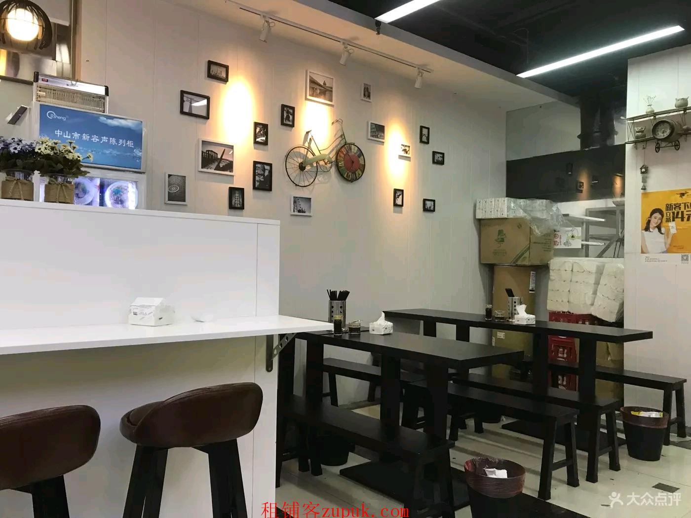 武侯区 3大写字楼旁 小吃店空转!(限重餐饮)