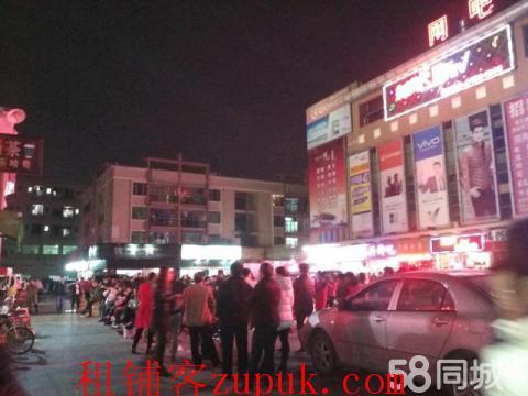 商铺出租位于常平苏坑广汇综合市场