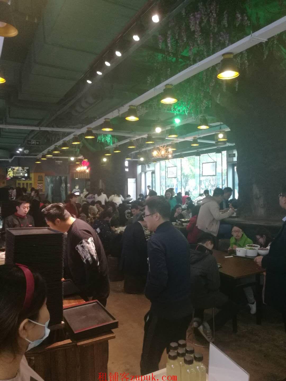 长宁高端写字楼商圈 年轻高客单价群体 旺铺转让 证照齐全