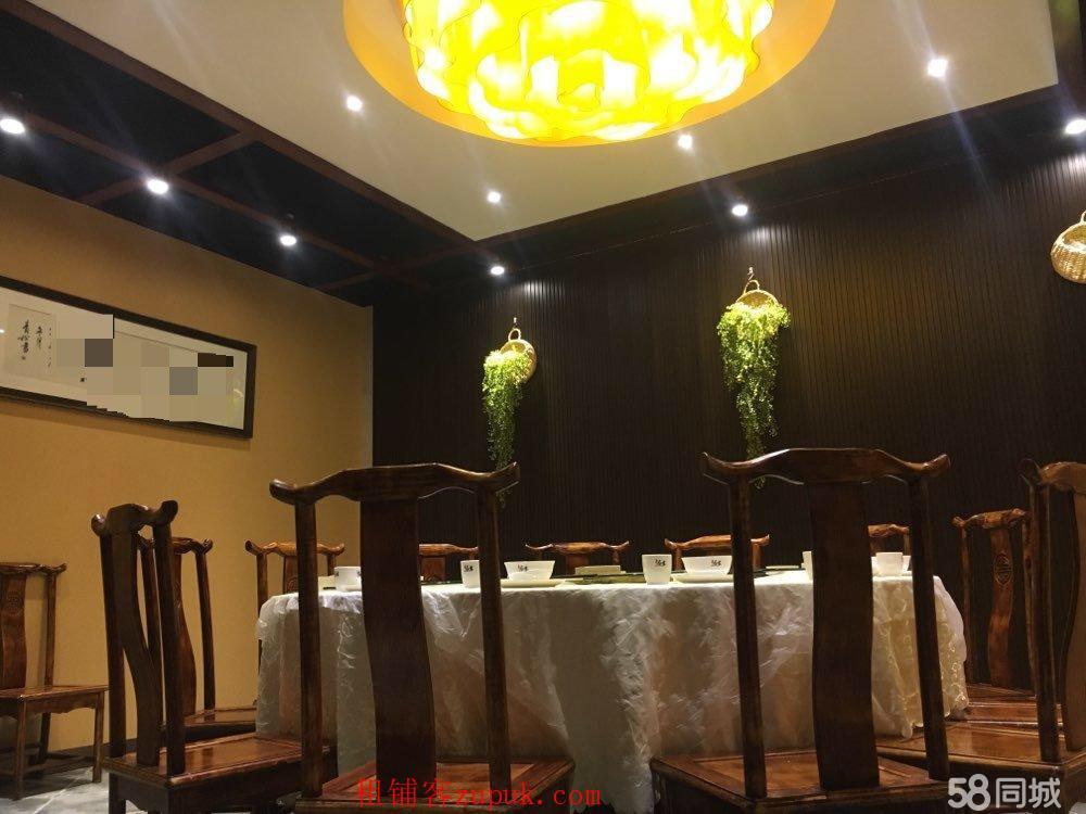 光华大道4号线南熏大道站餐厅转让 中餐火锅接手即可营业 环评达标