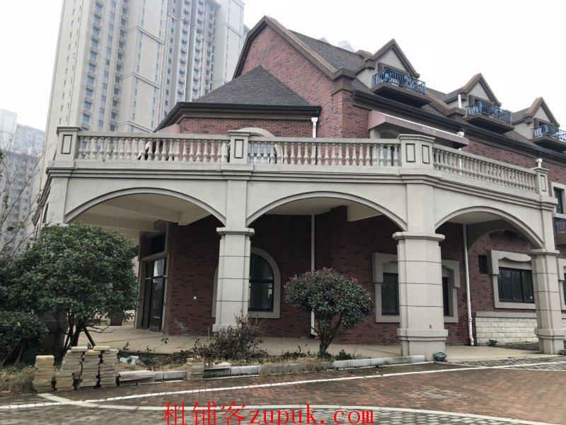 碧桂园左岸临街商铺出租