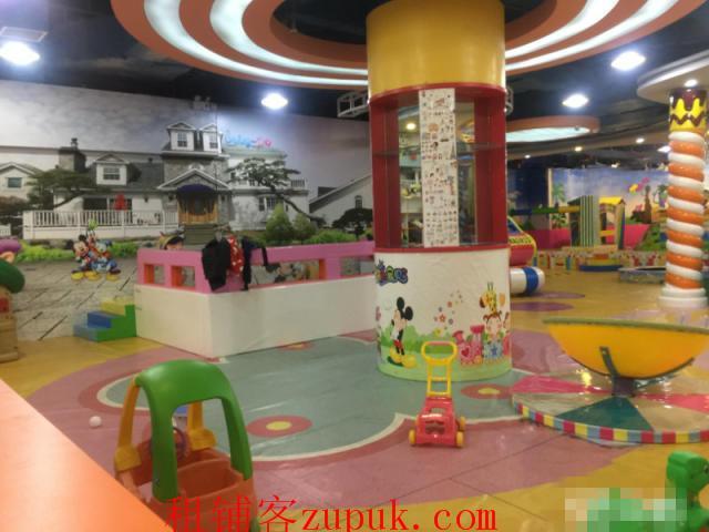 世纪城金源购物中心盈利儿童乐园转让