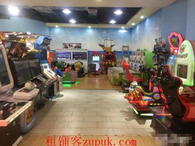世纪城金源购物中心儿童乐园转让或承包