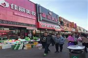 开发区金玛商城南门步行街商铺出租