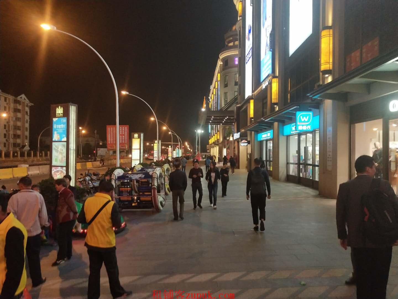 宝山龙湖北城天街沿街重餐饮旺铺!人气火爆!液态不限
