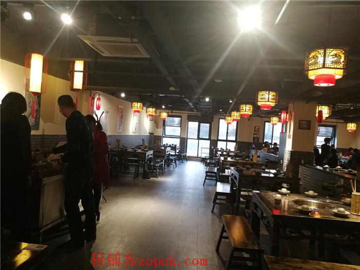 成华区理工东苑 餐饮街 盈利火锅店转让