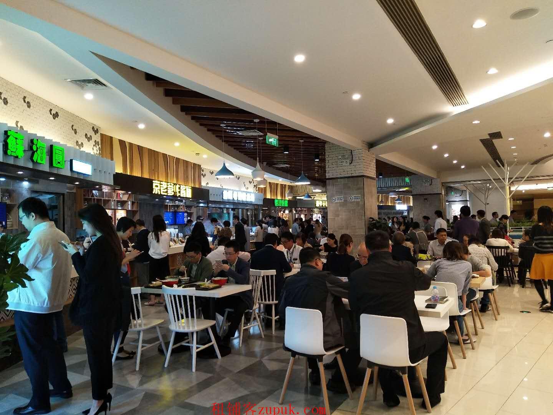 漕河泾开发区沿街一楼商 地段繁华写字楼环绕唯一餐饮