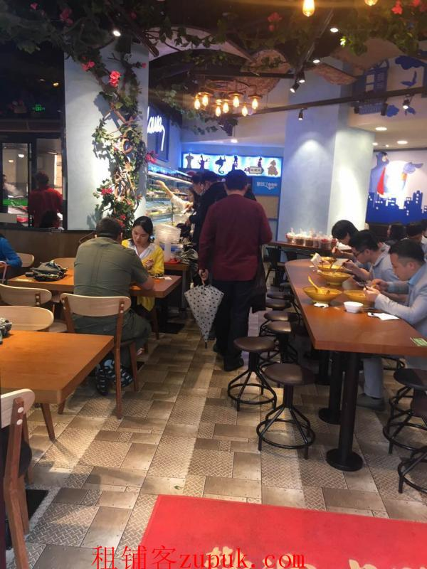 徐汇 田林路 沿街美食 营业中 天天爆满 随时看铺