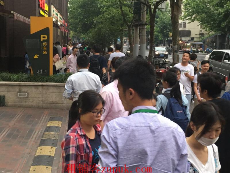 宝山区 沿街商铺 人流爆棚  成熟商圈 重餐饮执照