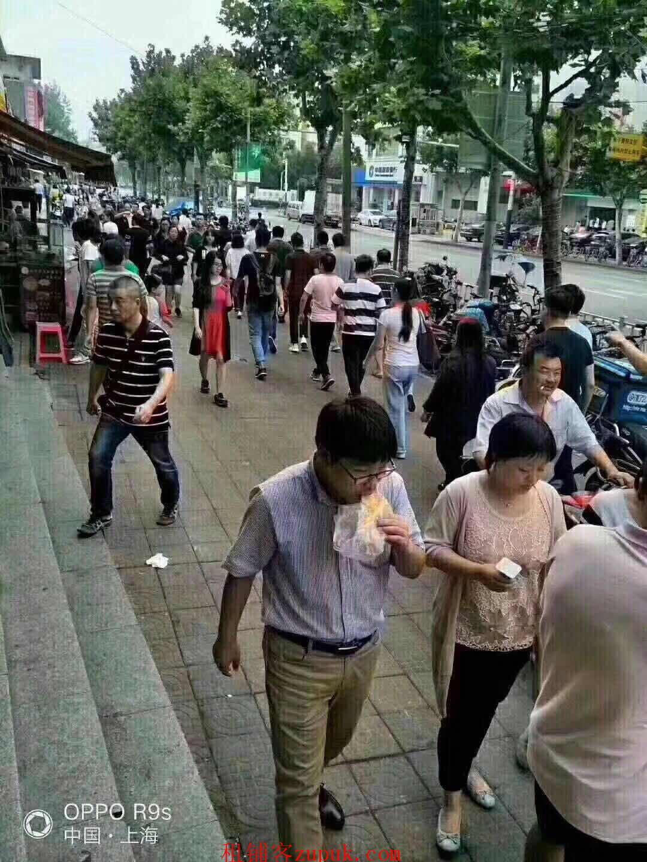 100平 松江老城沿街一楼商铺 地段繁华 不限业态