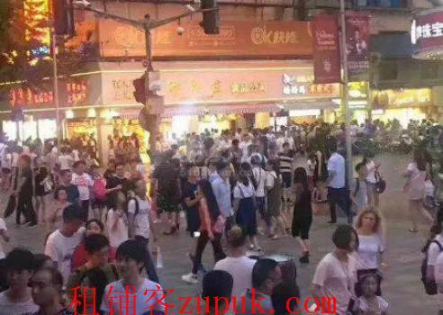 卢湾区新天地 临街商铺 打造夜市一条街 不限业态