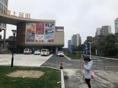 闵行浦江好商铺最后一间位置当道《非常适合中餐》
