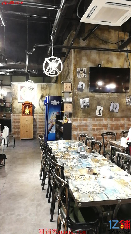 成华区 永立新城都 超大人流量 高人气餐饮店转让