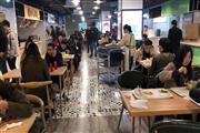 杨浦区五角场核心商圈外卖旺铺出租 少量堂吃 超低