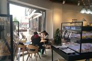 成华 新鸿路 十字路口 两方大招牌 盈利甜品奶茶店