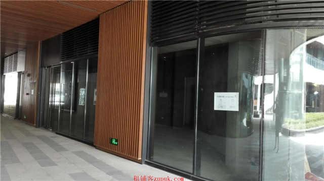 西溪银泰城可重餐一楼稀缺商铺宽门面旺旺旺